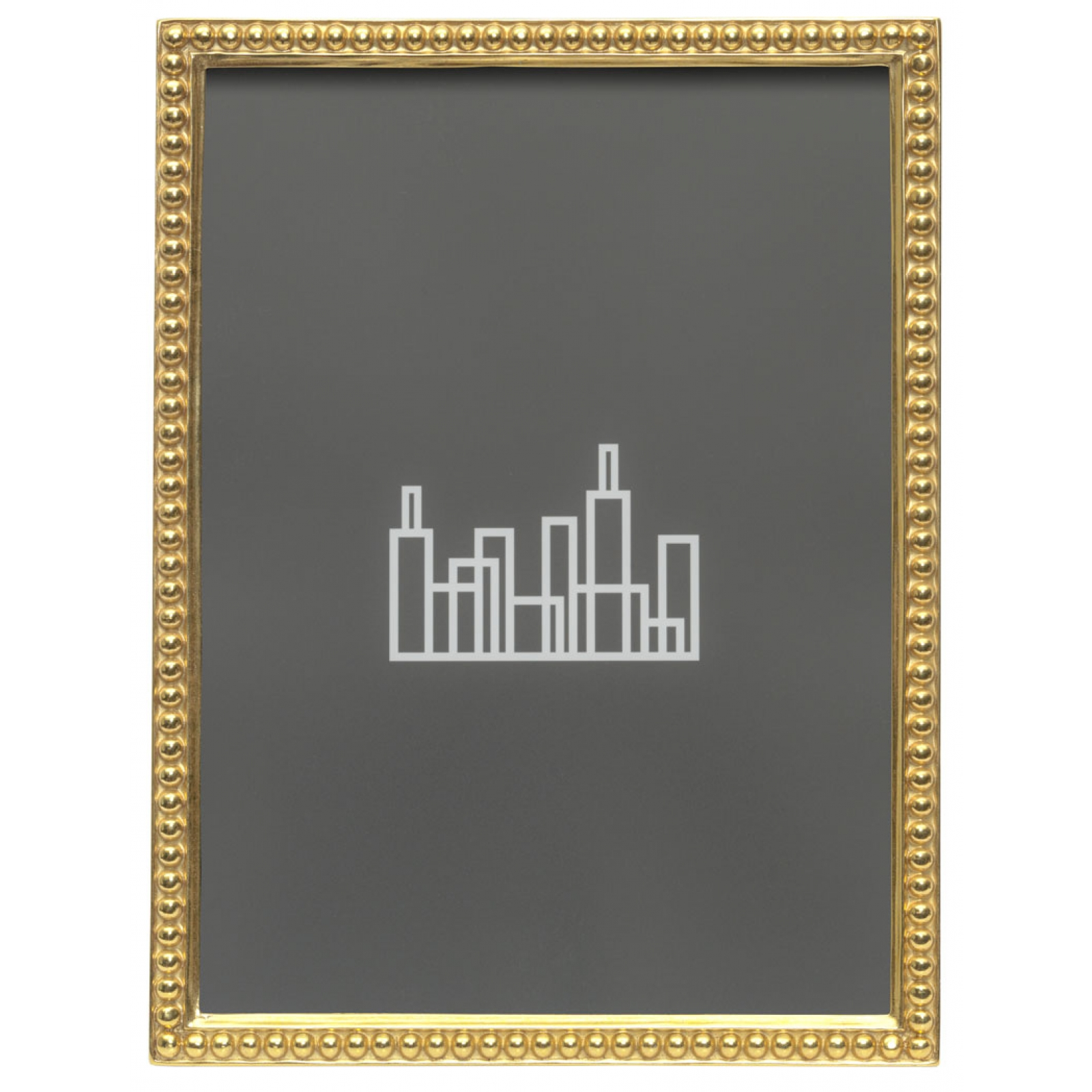 Personal wedding gifts photo frames online frameology crosby gold jeuxipadfo Image collections
